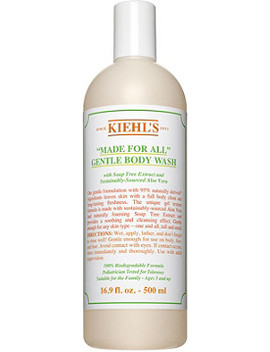 Made For All Gentle Body Cleanser by Kiehl's Since 1851