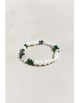 Vallour Multi Bead Bracelet by Vallour
