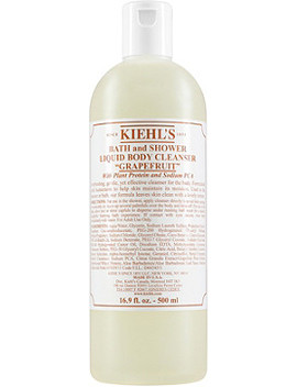 Bath And Shower Liquid Body Cleanser Grapefruit by Kiehl's Since 1851