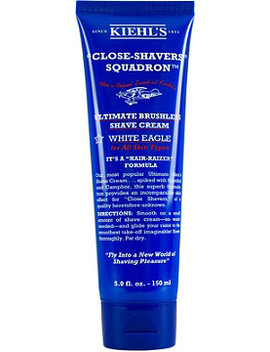 Ultimate Brushless Shave Cream   White Eagle by Kiehl's Since 1851