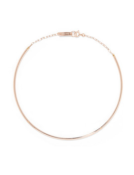 Rose Gold Tone Choker by Isabel Marant