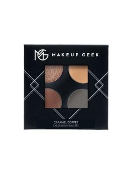 Makeup Geek Eyeshadow Palette Caramel Coffee   4ct by 4ct