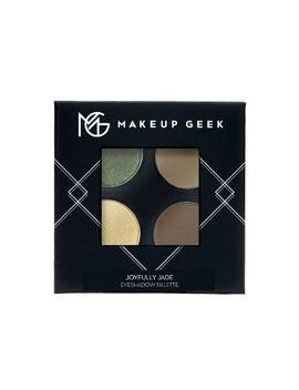 Makeup Geek Eyeshadow Palette Joyfully Jade   4ct by 4ct