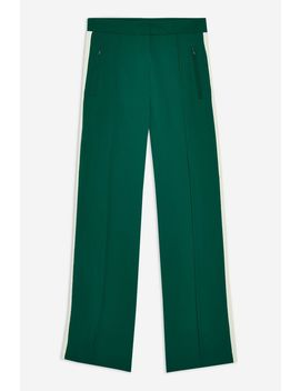 Side Stripe Slouch Joggers by Topshop