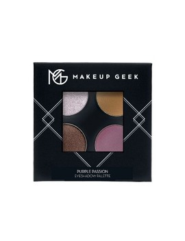 Makeup Geek Eyeshadow Palette Purple Passion   4ct by 4ct