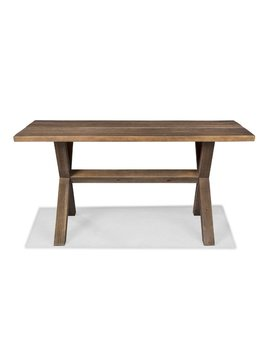 Montauk Solid Wood Dining Table by Wayfair