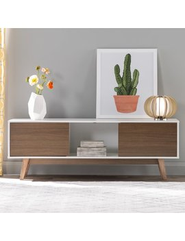 "Makayla Tv Stand For T Vs Up To 59"" by Wayfair"