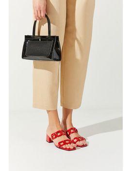 Intentionally Blank Sharpy Heel by Intentionally Blank
