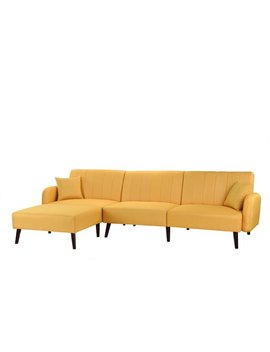 Kennedy Reversible Sleeper Sectional by Wayfair