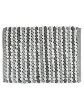 Design Imports Chunky Striped Bath Mat by Bed Bath And Beyond
