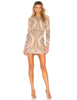 Whitney Embellished Mini Dress by Nbd