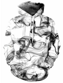 Raisevern Unisex 3 D Realistic Digital Print Pullover Hoodie Hooded Sweatshirt S Xl by Raisevern