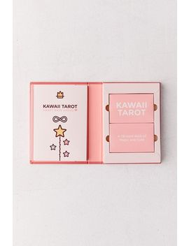 Kawaii Tarot: A 78 Card Deck Of Magic And Cute By Diana Lopez by Urban Outfitters