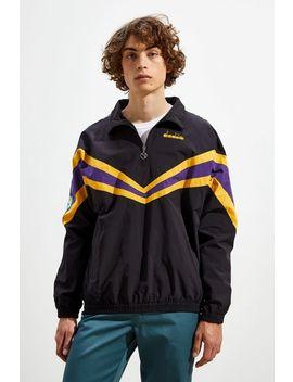 Diadora Mvb Half Zip Pullover Jacket by Diadora