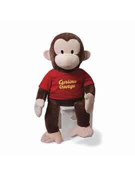 "Gund Curious George T Shirt Stuffed Animal Plush, 36"" by Gund"