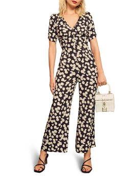 Marlena Daisy Jumpsuit by Reformation