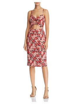 Victoria Knotted Cami Dress by Wayf