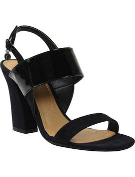 Emberley Block Heel Sandal by J. ReneÉ