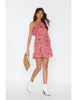 Our Options Are Open Floral Dress by Nasty Gal