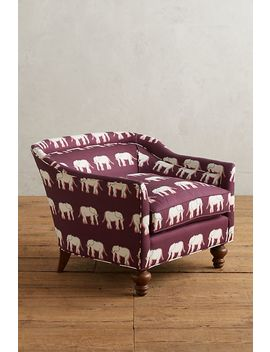 Sketched Safari Holloway Chair by Luke Edward Hall