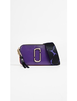 Snapshot Crossbody Bag by Marc Jacobs