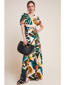 Tropical Maxi Dress by Hutch