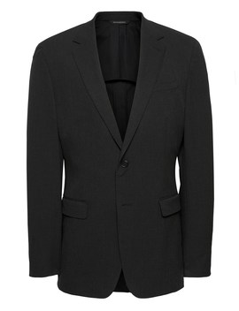 Slim Lightweight Suit Blazer by Banana Repbulic