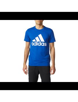 Adidas Athletics Badge Of Sport Classic T Shirt by Adidas Athletics