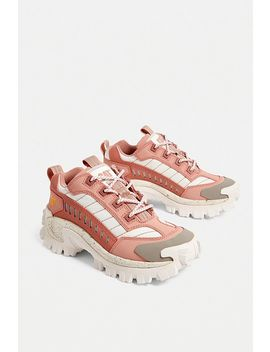Cat Footwear Intruder Pink Trainers by Cat Footwear
