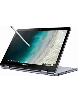 "2019 Flagship Business Samsung Chromebook Plus 12.2"" 2 In 1 Full Hd+ Touchscreen  Intel Dual Core Celeron 3965 Y 4 Gb Ddr3 32 Gb E Mmc Dual Camera Chrome Os Digitizer Pen   Up To 256 G Sd Extra Storage by Samsung"
