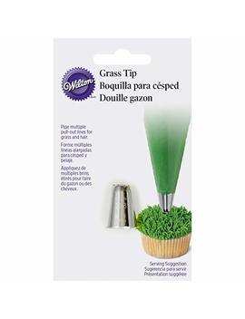 Wilton 418 9616 Grass Icing Tip by Wilton