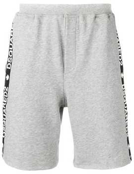 Side Panelled Track Shorts by Dsquared2