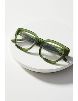 Ilsa Square Reading Glasses by Anthropologie