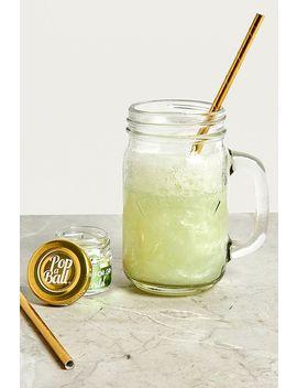 Popaball Emerald Drink Shimmer by Popaball
