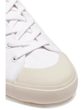 Nova Organic Cotton Canvas Sneakers by Veja