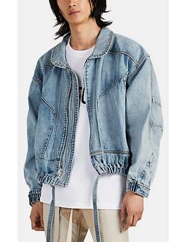 Denim Oversized Trucker Jacket by Fear Of God