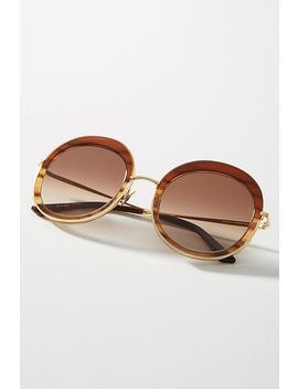 Sunday Somewhere Arebella Round Sunglasses by Sunday Somewhere