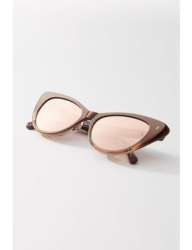Sunday Somewhere Piper Cat Eye Sunglasses by Sunday Somewhere