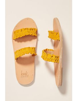 Beek X Anthropologie Dipper Slide Sandals by Beek X Anthropologie