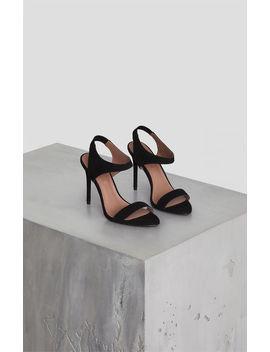 Tabitha Suede Sandal by Bcbgmaxazria