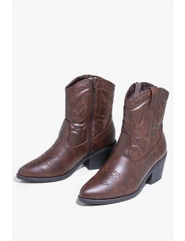 Two Step Kinda Night Boot by A'gaci