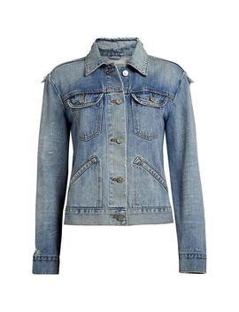 Star Denim Jacket by All Saints