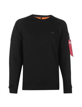 X Fit Sweatshirt by Alpha Industries