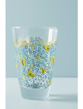 Paule Marrot Garden Juice Glass by Paule Marrot For Anthropologie