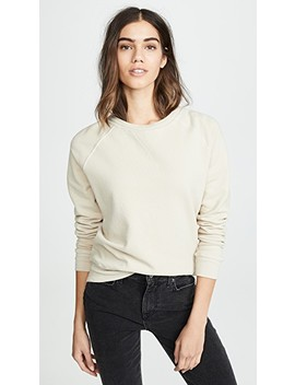 French Terry Sweatshirt by Stateside