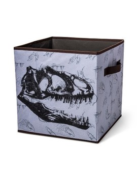 Jurassic World Kids Storage Bin Gray by Jurassic World