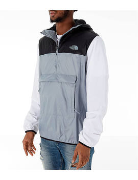 Men's The North Face Fanorak Half Zip Jacket by The North Face Inc