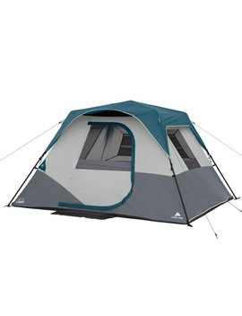 Ozark Trail 6 Person Instant Cabin Tent With Led Light by Ozark Trail