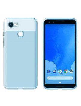 Google Pixel 3 Case,Yiakeng Waterproof Wallet Slim Soft Protection Phone Cases For Google Pixel 3 (Blue) by Yiakeng