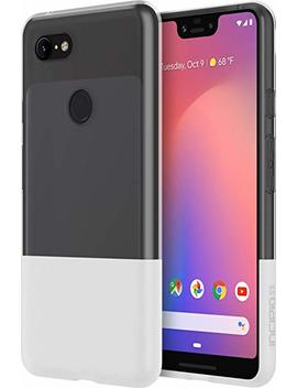 Incipio Ngp Google Pixel 3 Case With Translucent, Shock Absorbing Polymer Material For Pixel 3 Xl   Clear by Incipio
